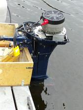 A g o conversion gas to electric honda ago fuel cells for Electric outboard motor conversion