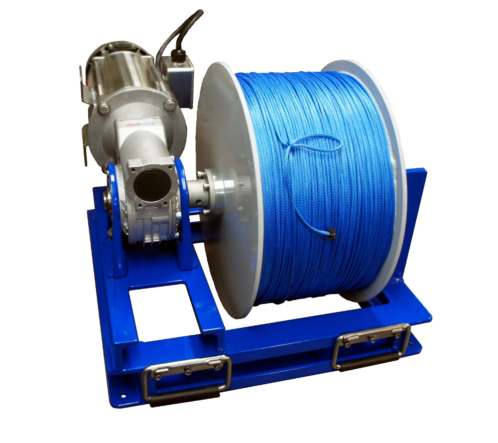 PID Series Winches | AGO Environmental